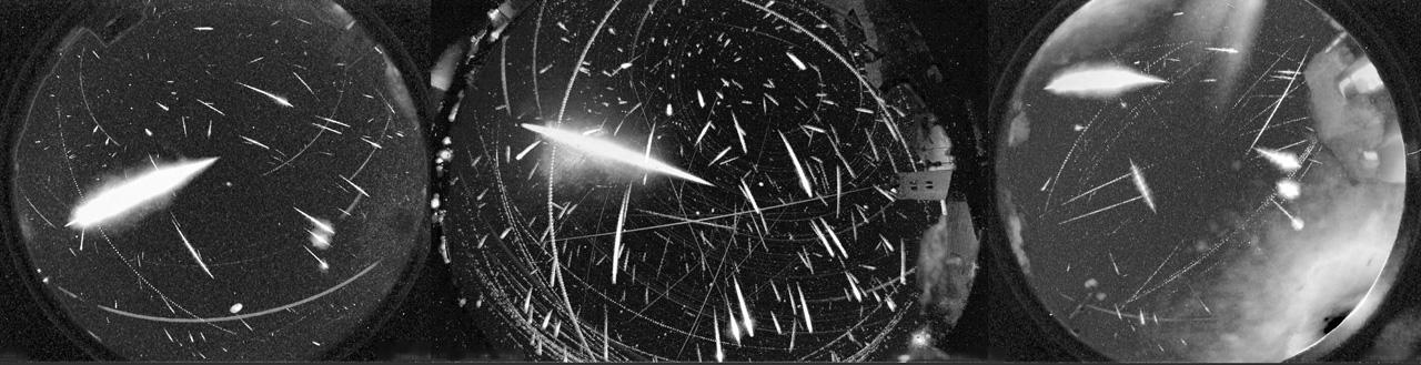 Pad meteorita jugoistočno od Rijeke