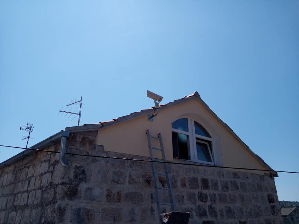 Nova meteorska kamera u Žrnovu na Korčuli