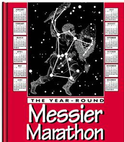 Poziv na Messier maraton 2018.