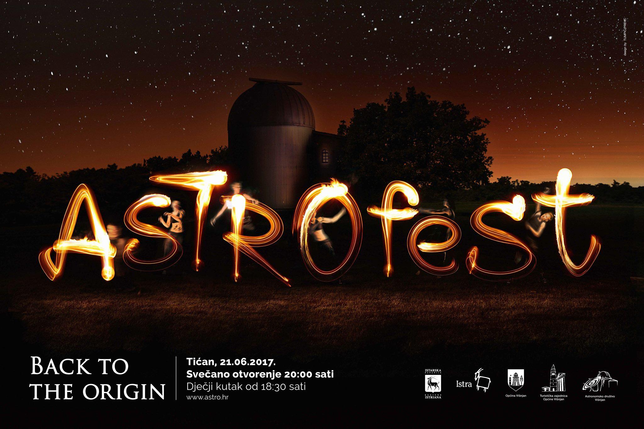Najava - AstroFest 2017