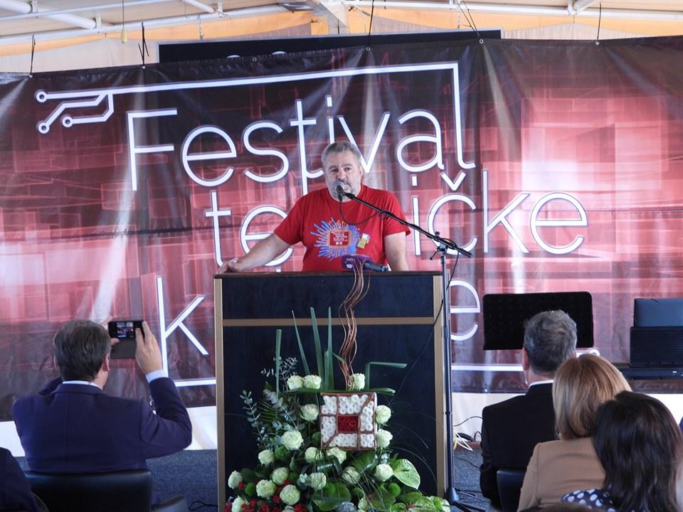 U Rijeci otvoren 7. Festival tehničke kulture