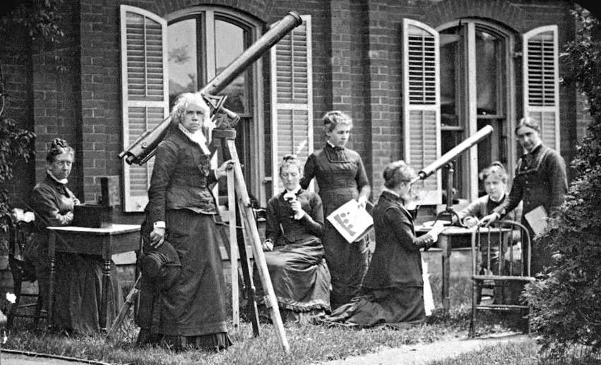 Rijeka (28.02.2019.) - Tribina: Žene u astronomiji